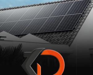 Installation de panneaux photovoltaïques !