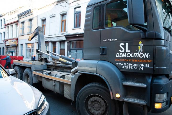 Faites appel à SL Démolition