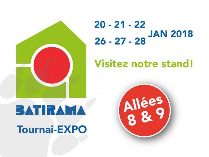 Veranclassic participe à la 30ième édition de Batirama.