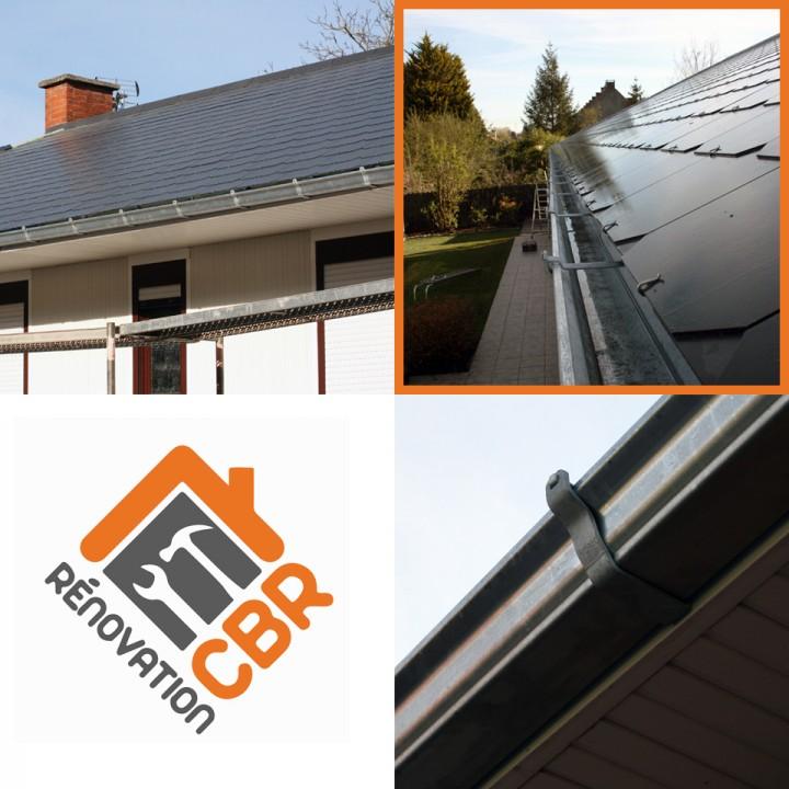 Des travaux de toiture ? par CBR Renovation