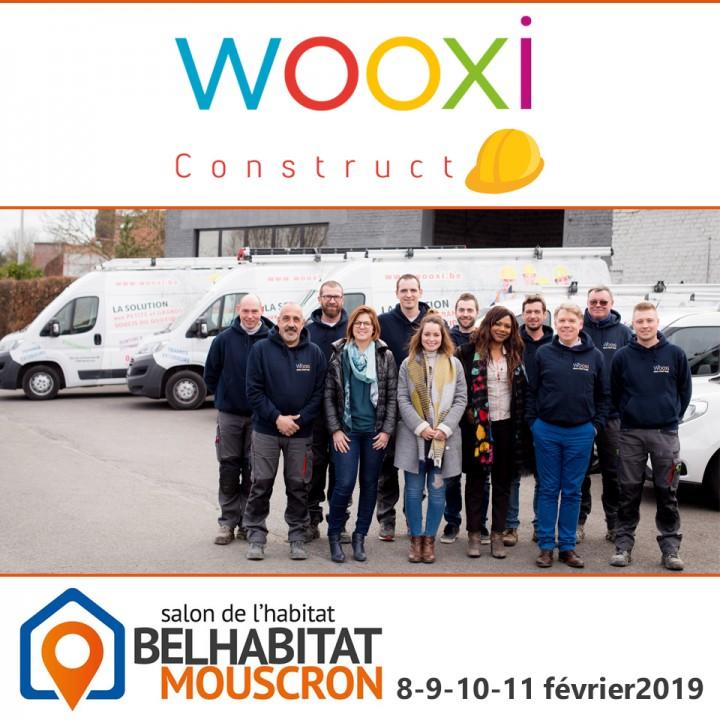 Wooxi Construct à Mouscron