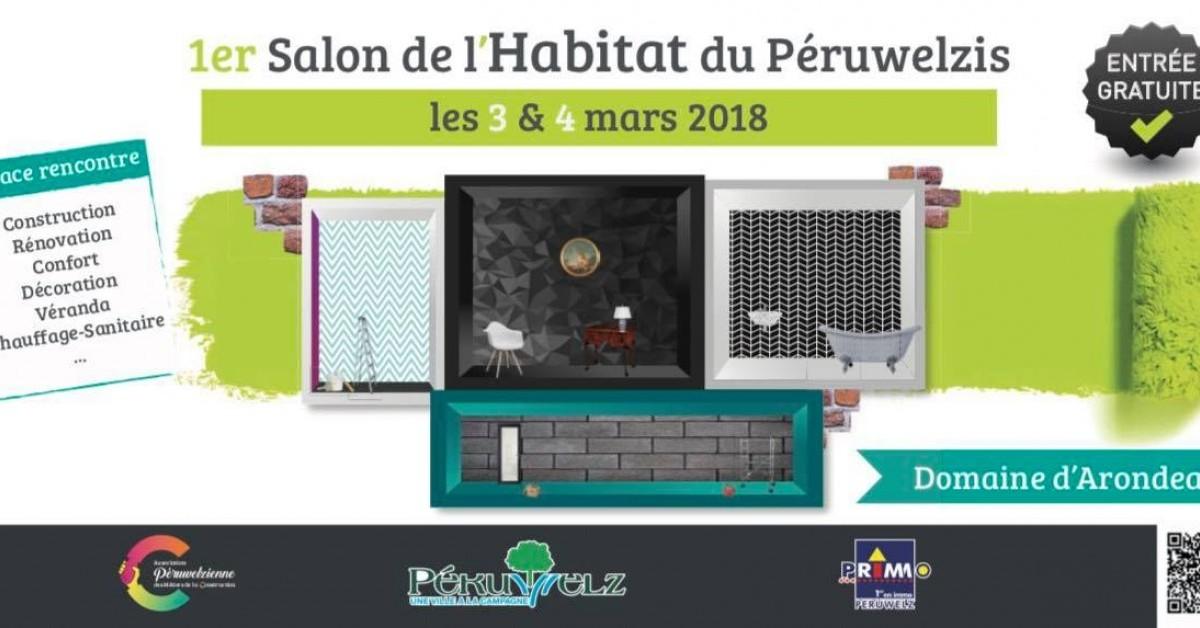 Salon de l 39 habitat du p ruwelzis par veranda hainaut - Salon de toilettage hainaut ...
