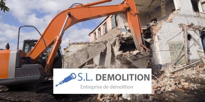SL Démolition prépare votre chantier !