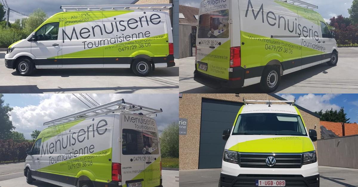 Nouveau v hicule par menuiserie tournaisienne for Reprise vehicule par garage