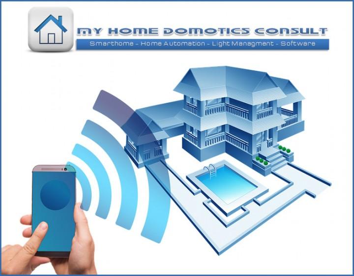 Maison intelligente et connectée