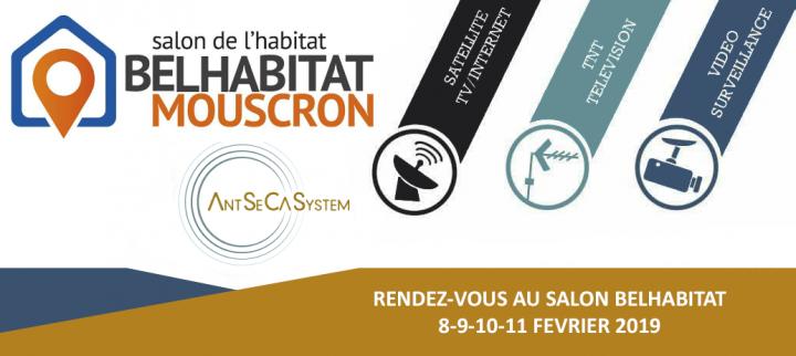 Salon de l'Habitat Mouscron