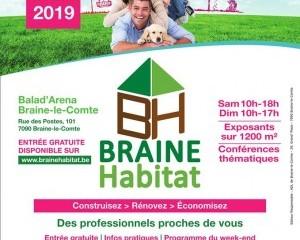 Salon Braine Habitat