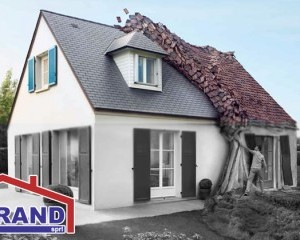 Une toiture, un changement ...