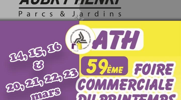 Foire commerciale d'Ath