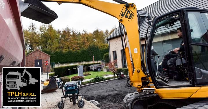 Un matériel adapté pour vos chantiers
