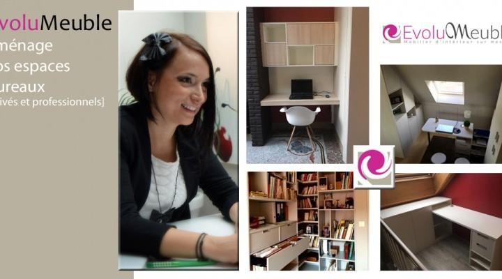 Nous aménageons vos espaces bureaux