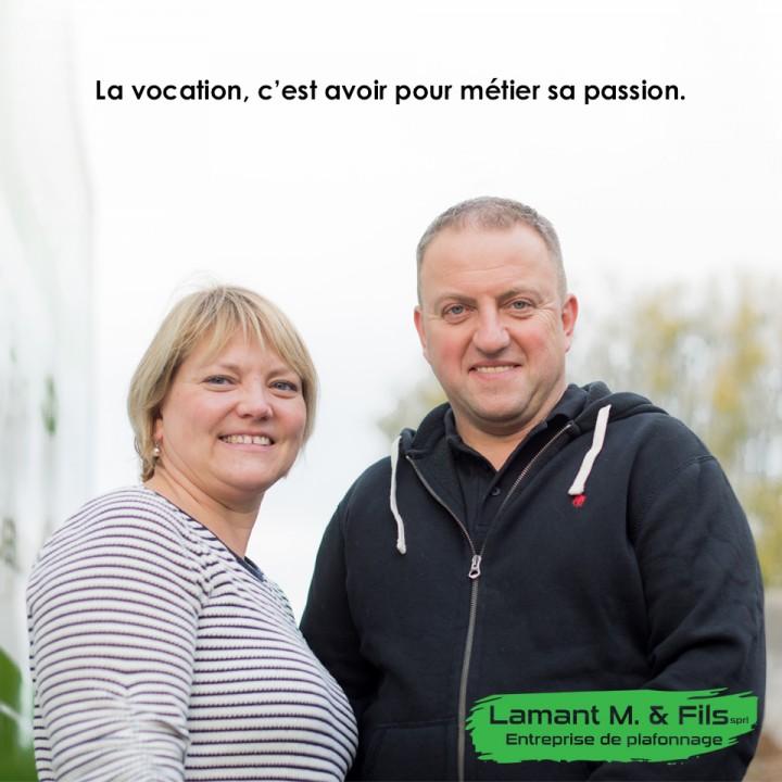Lamant M&Fils, une entreprise proche de vous...