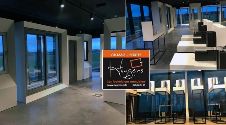 Notre nouveau showroom