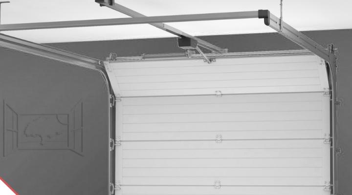 Votre spécialiste en matière de portes de garages sectionnelles