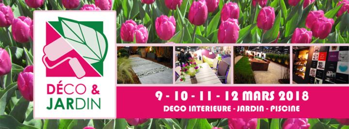 Salon Déco & Jardin 9-12 mars