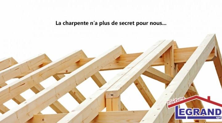 Charpente - rénovation de charpente
