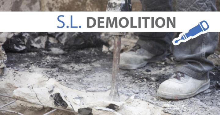 Besoin d'une entreprise de démolition ?