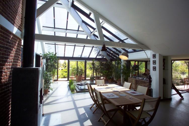 V randa ou pergola faites votre choix for Carrelage pour veranda