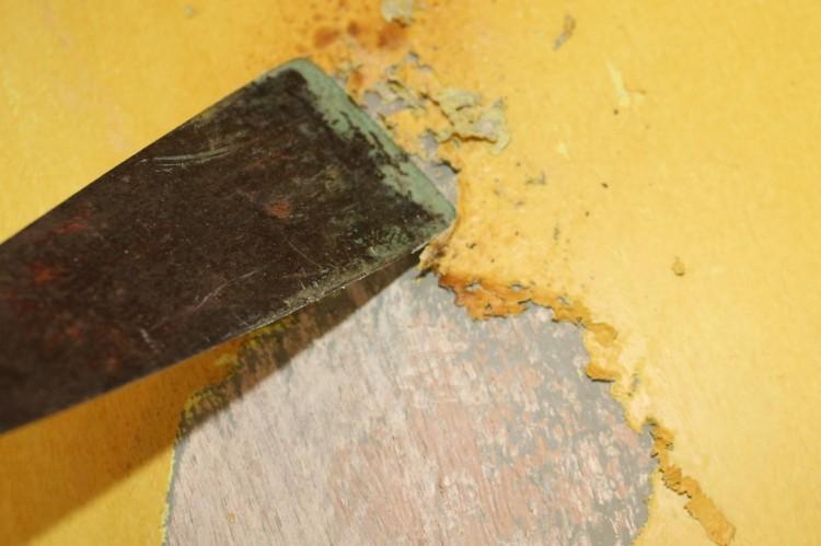 menuiserie comment d caper une surface en bois. Black Bedroom Furniture Sets. Home Design Ideas
