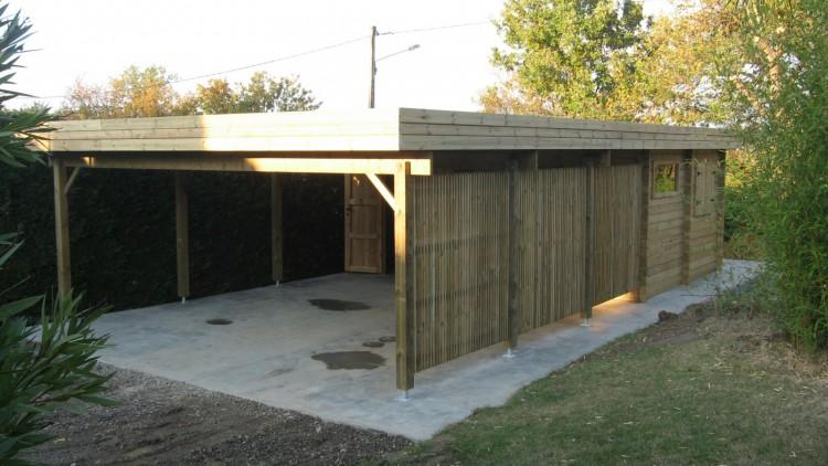 Garage ou carport comment bien prot ger sa voiture - Revendre sa voiture a un garage ...