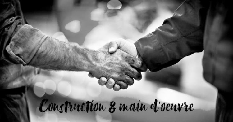 Le secteur de la construction opte pour la main d'œuvre locale !