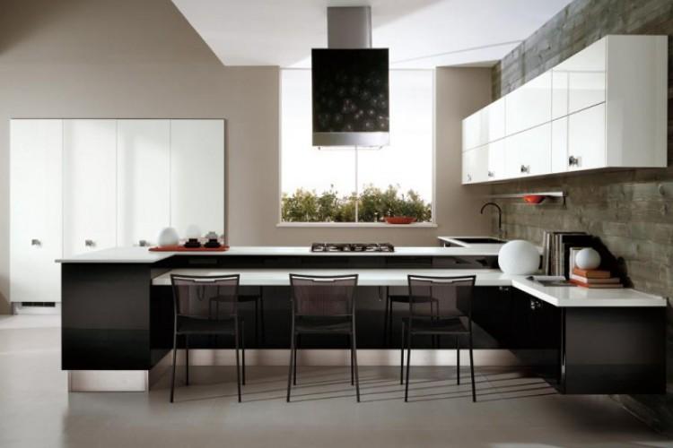 quel style choisir pour votre cuisine. Black Bedroom Furniture Sets. Home Design Ideas