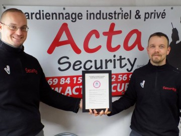 Acta Security SPRL