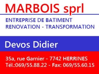 Marbois SPRL