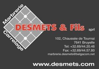Marbrerie Desmets & Fils