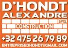 D'hondt Alexandre  Construction SPRL