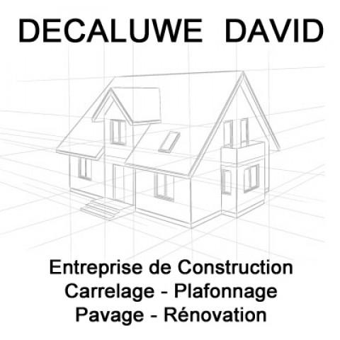 Avis sur l 39 entreprise decaluwe david entreprise de for Entreprise de construction