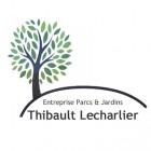 Thibault Lecharlier : Parcs et jardins