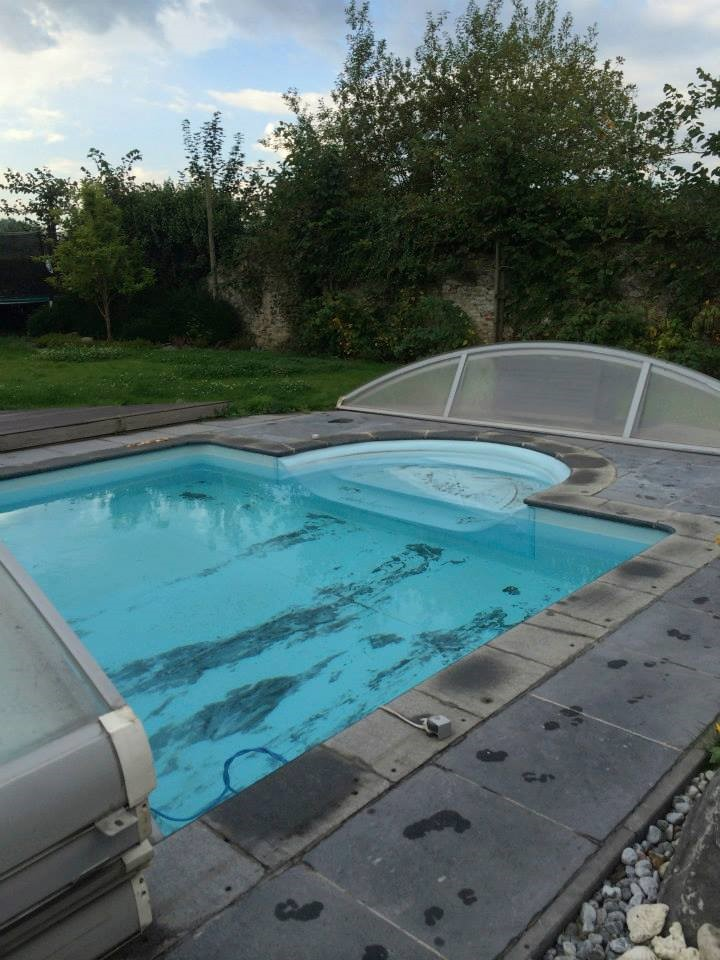 R novation piscine terrasse pool conception sprl for Conception piscine
