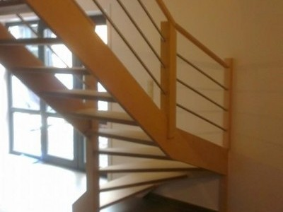 Réalisation escalier