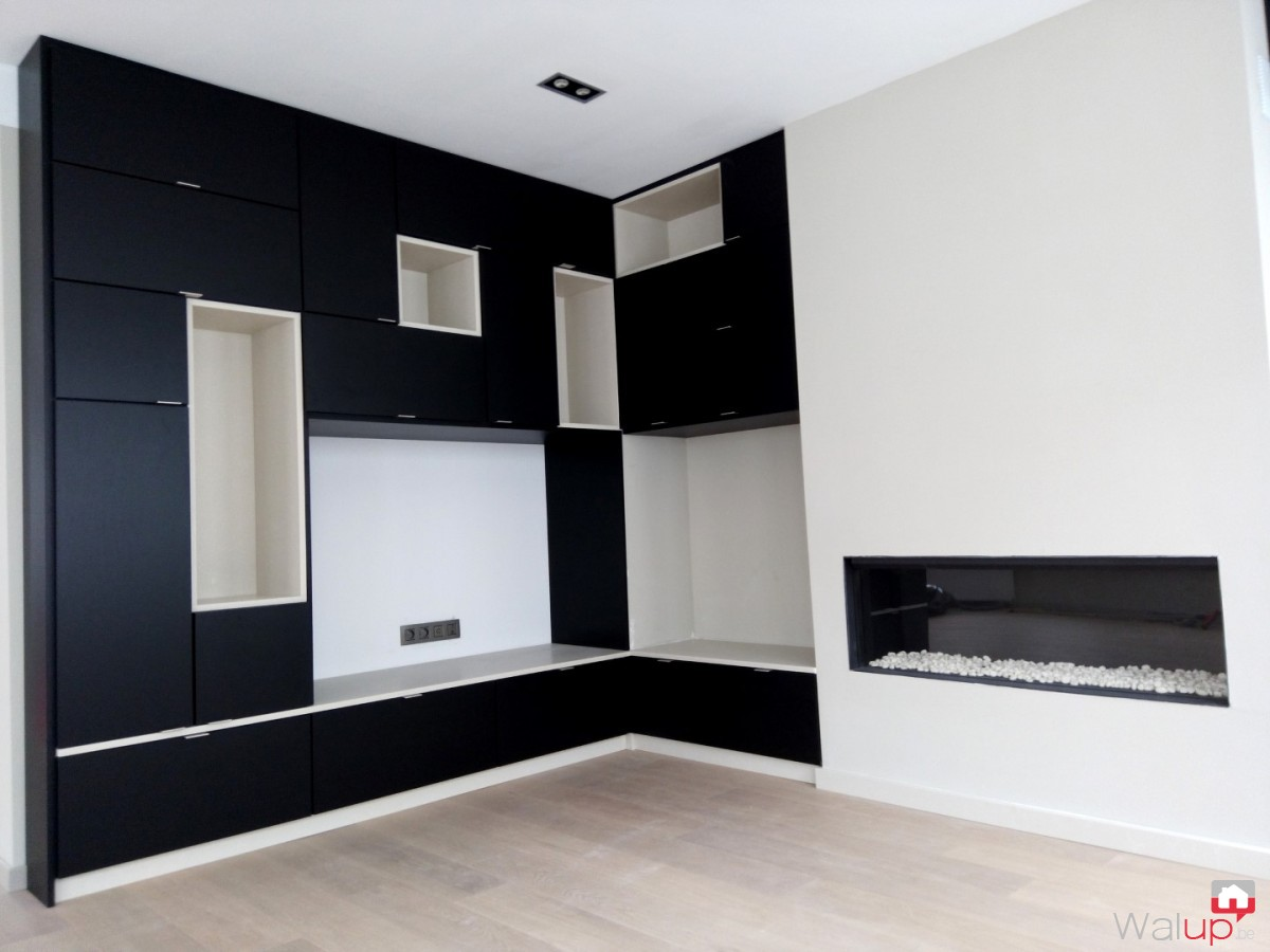 cr ation d 39 un meuble d co tournai par marbrerie desmets fils. Black Bedroom Furniture Sets. Home Design Ideas