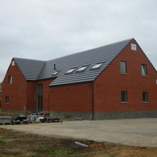 Construction maison à Tourpes