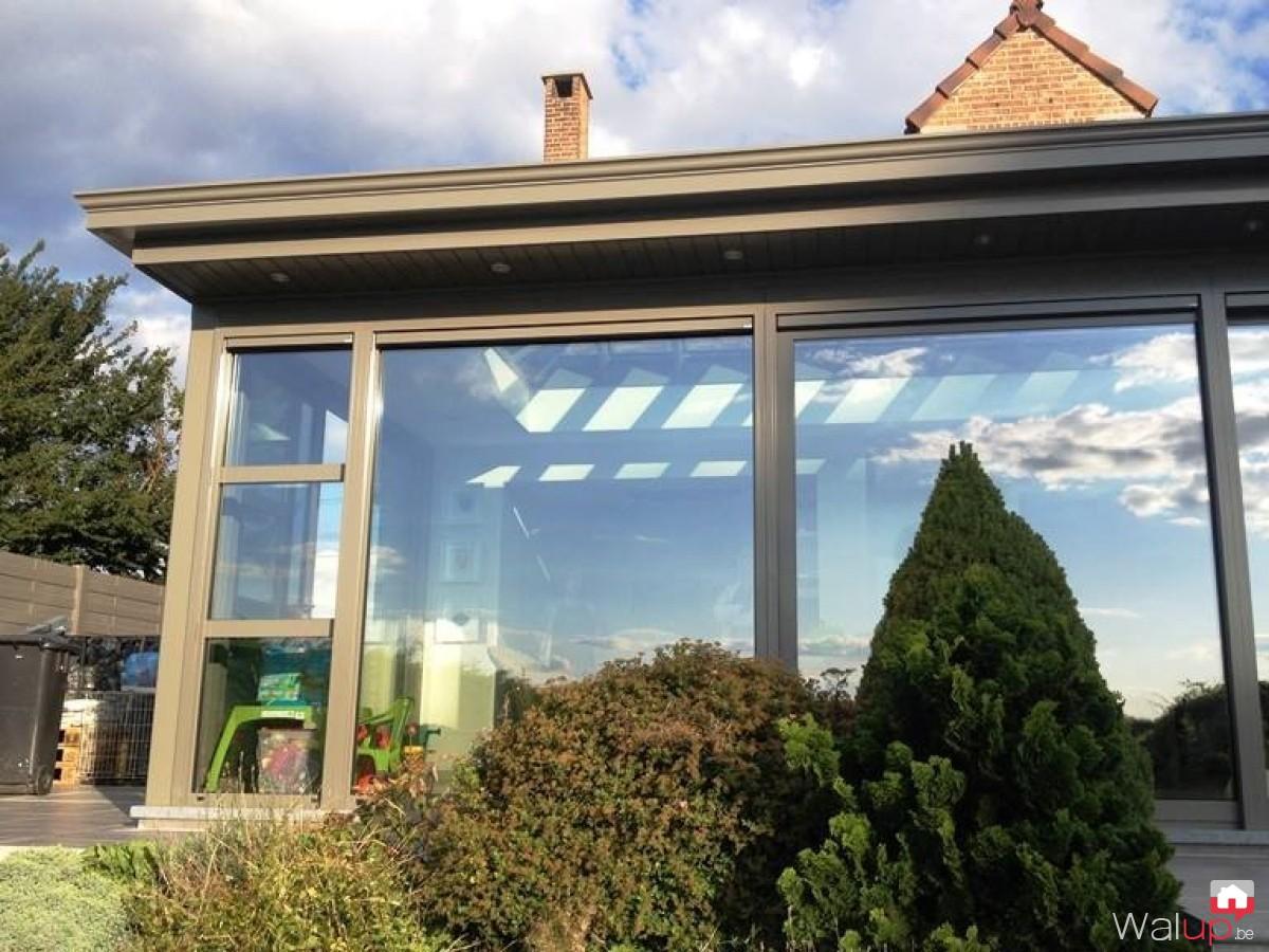 Le Screen Ext Rieur Int Gr Par Veranda Hainaut