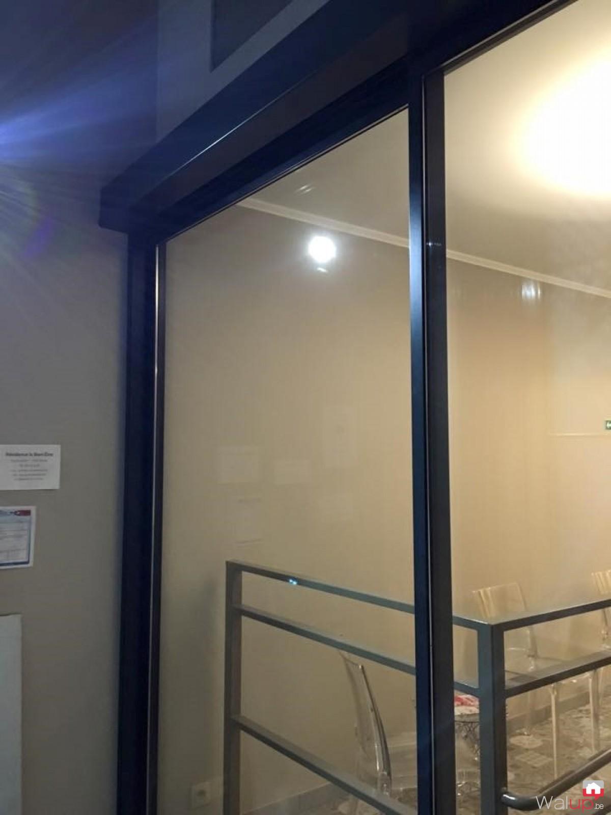 Porte automatique par stalift tournai for Actigramme a 0 porte automatique