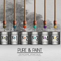 Les peintures Pure & Paint