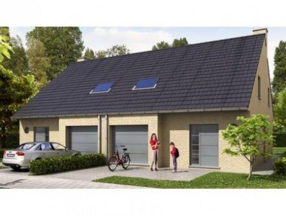 Cl sur porte e 3 87 par maes construct - Entreprise de construction cle sur porte belgique ...
