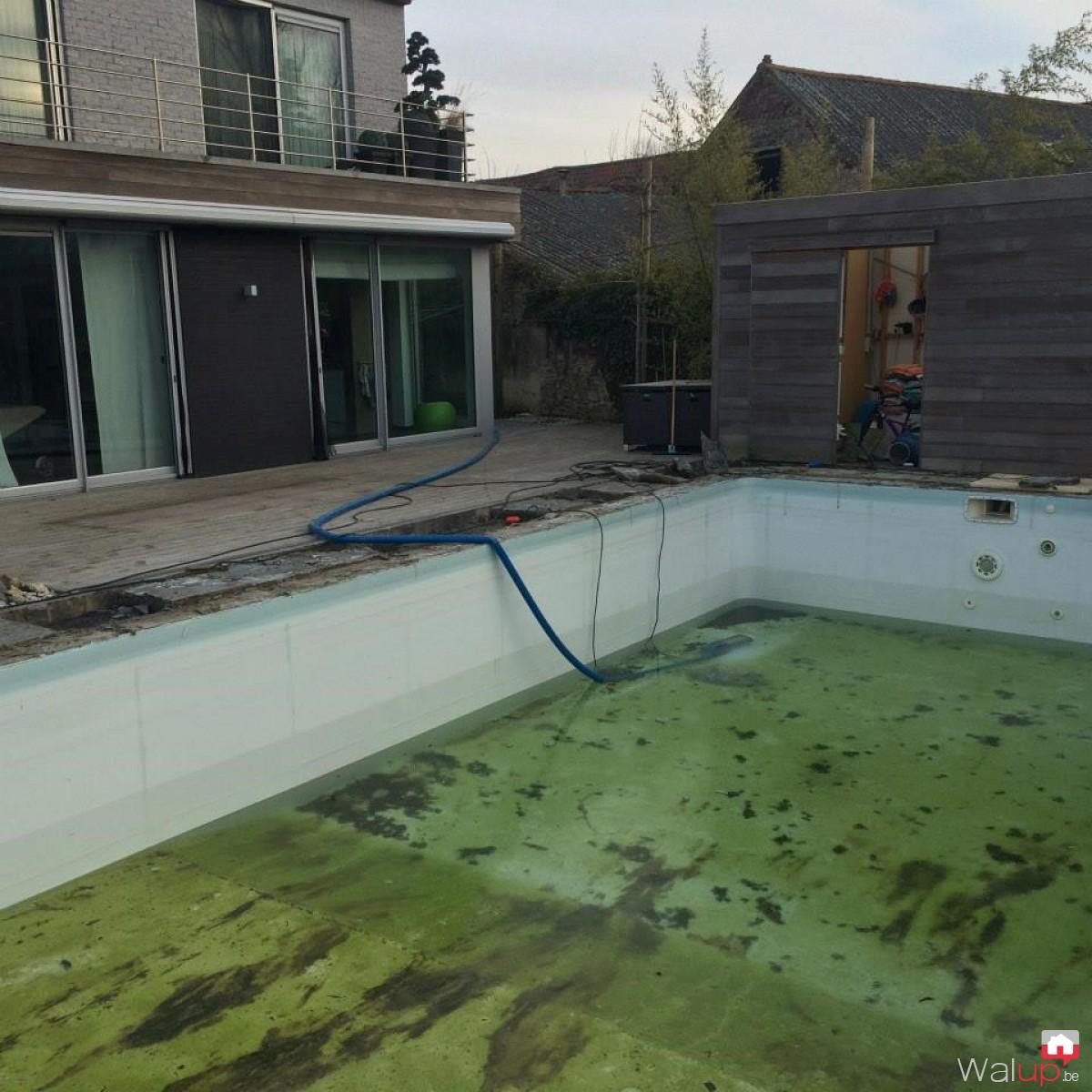 R Novation Piscine Terrasse Par Pool Conception Sprl