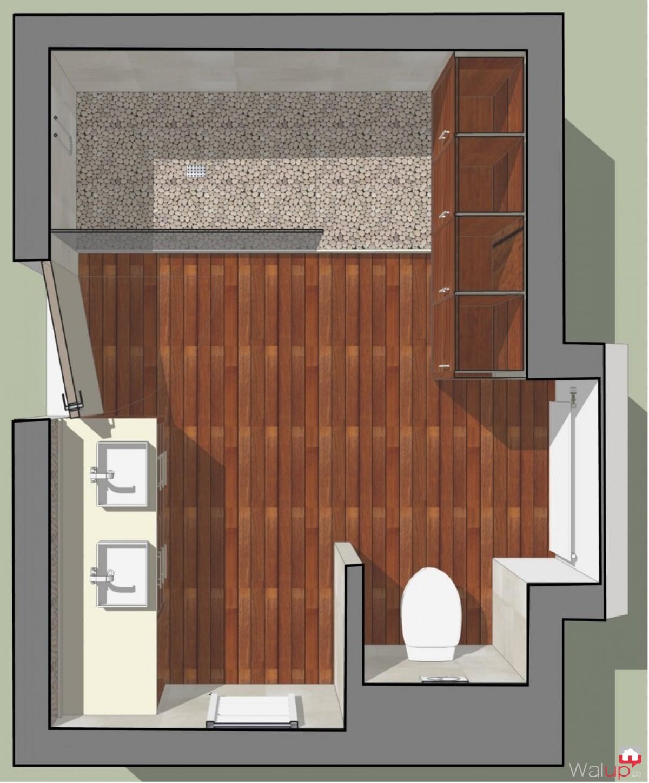 am nagement salle de douche par marbrerie desmets fils. Black Bedroom Furniture Sets. Home Design Ideas