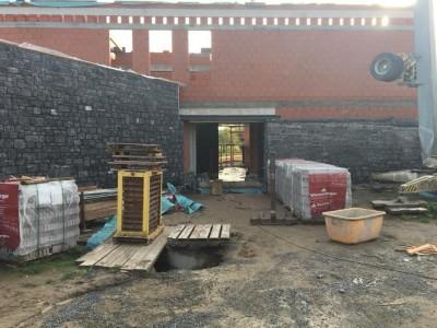 Construction en cours