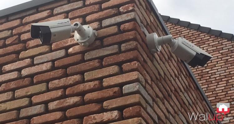 Alarme et vidéosurveillance