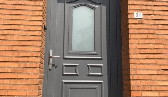 Porte PVC GEALAN Fenster-Systeme