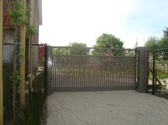 Gamme de portails