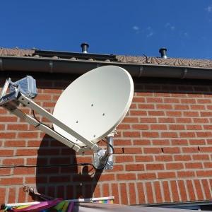 Internet par satellite