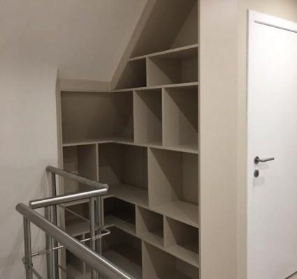Bibliothèque Avant/Après