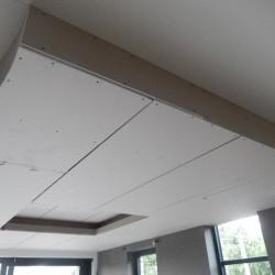 Cloisons et faux plafonds