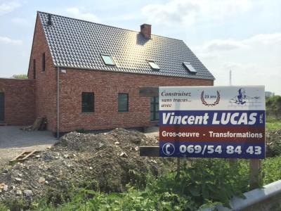 Construction maison unifamiliale